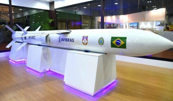 AV-TM 300 Tactical Cruise Missile brazil