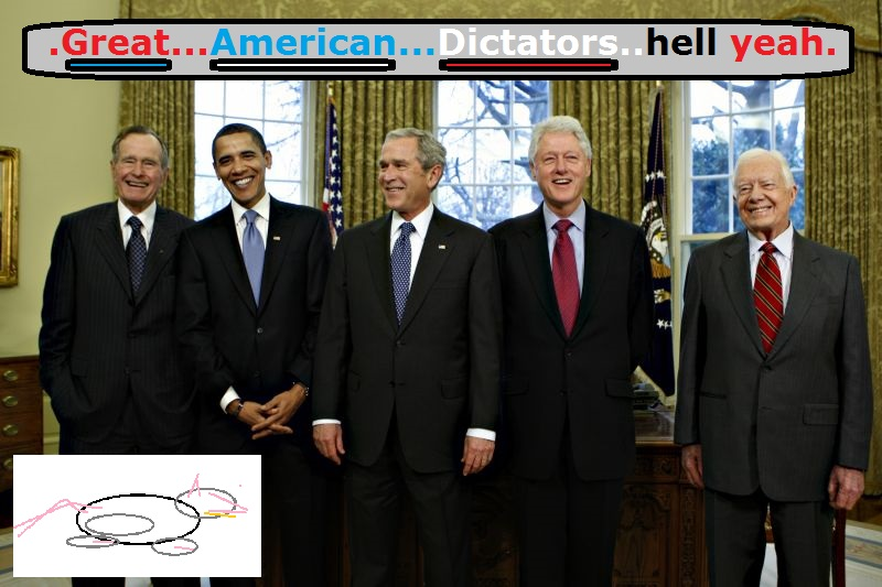 American dictators mouse
