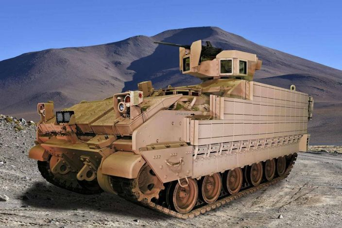Armored Multi-Purpose Vehicle AMPV  BAEs