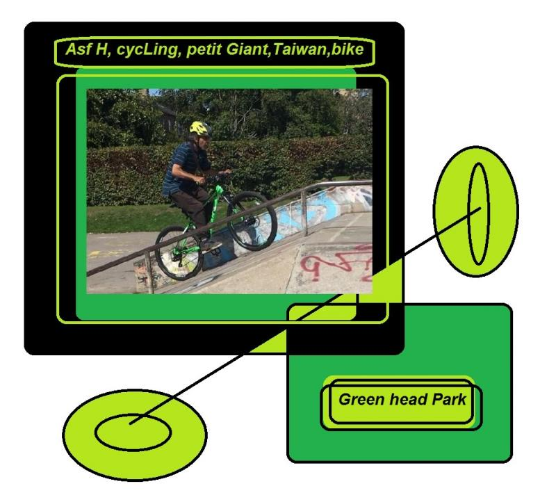 Asf h cycLing petit taiwan giant bike greenhead park