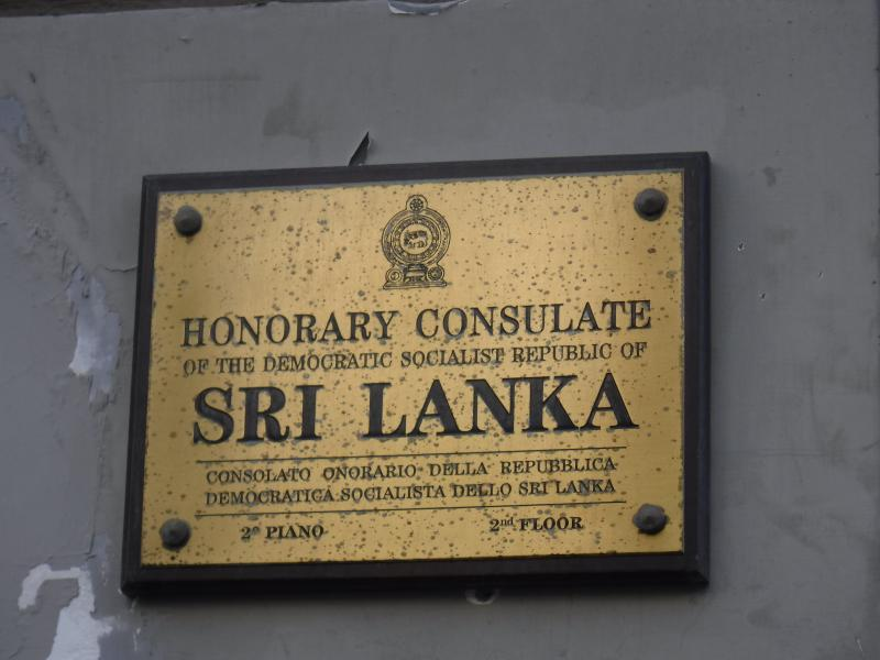 Sri Lanka consuLate