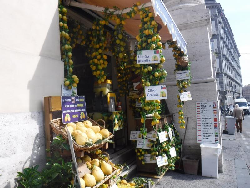 Lemon citrus shop