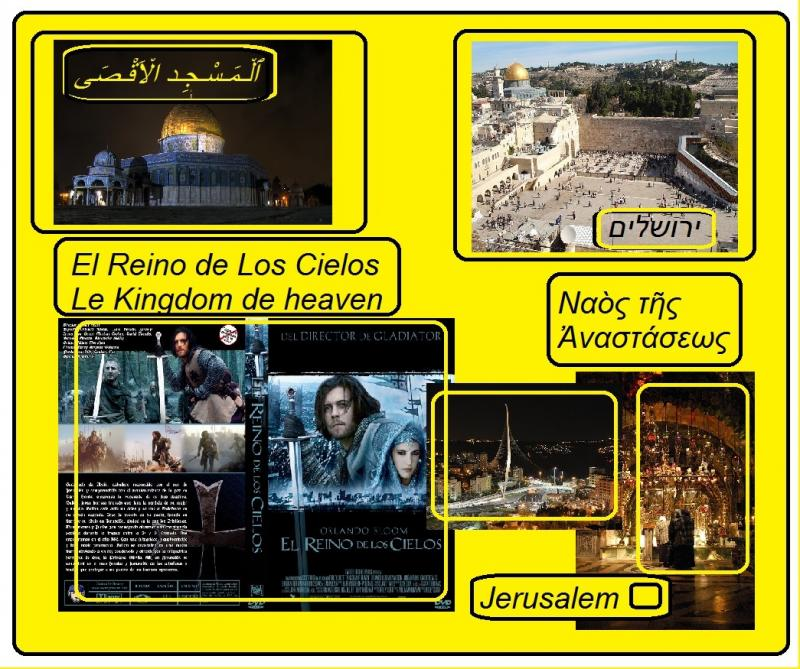 Kingdom de heaven Jerusalem