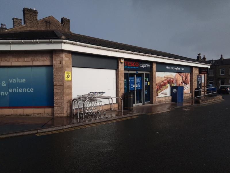 LittLe tescos marsh huddersfield