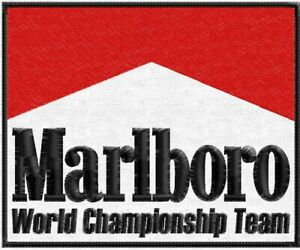 MarLboro world rally championship team logo