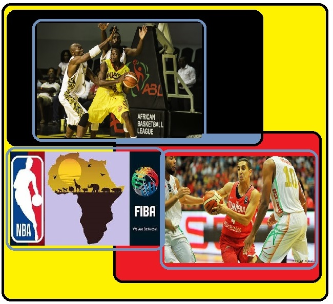 NBA FIBA Africa BasketbaLL League