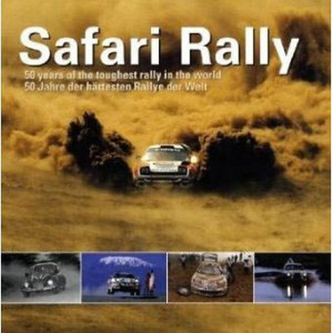 Safari Rally book