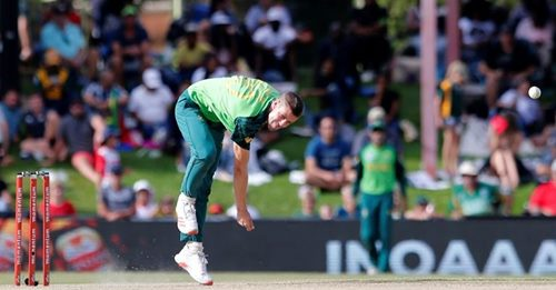 South African quick Anrich Nortje Indian Premier League 97 mph 156.22 kph
