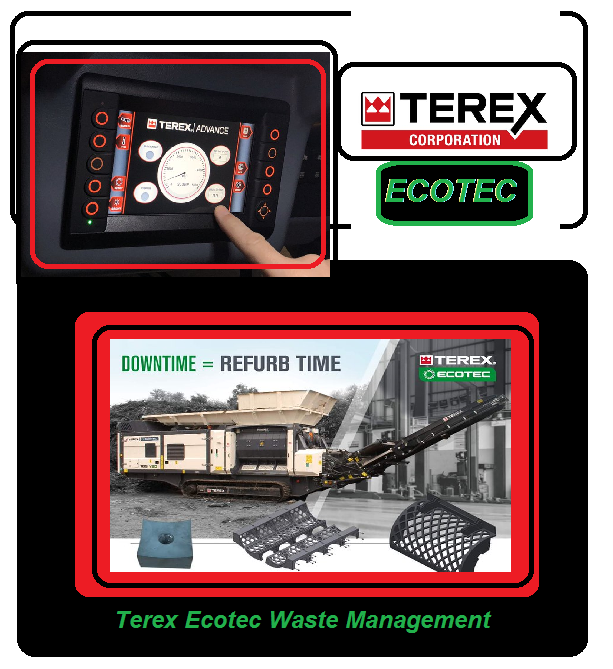 Terex Ecotech waste management