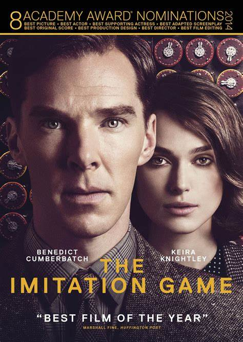 The Imitation game poster 7861
