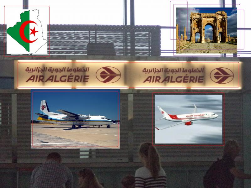 air algerie ticket office