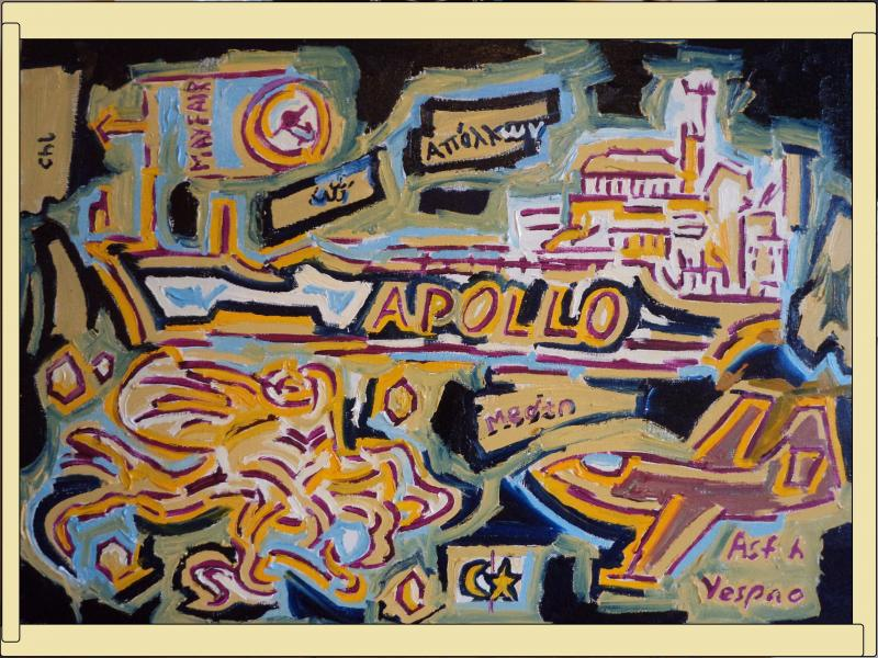 apollo painting