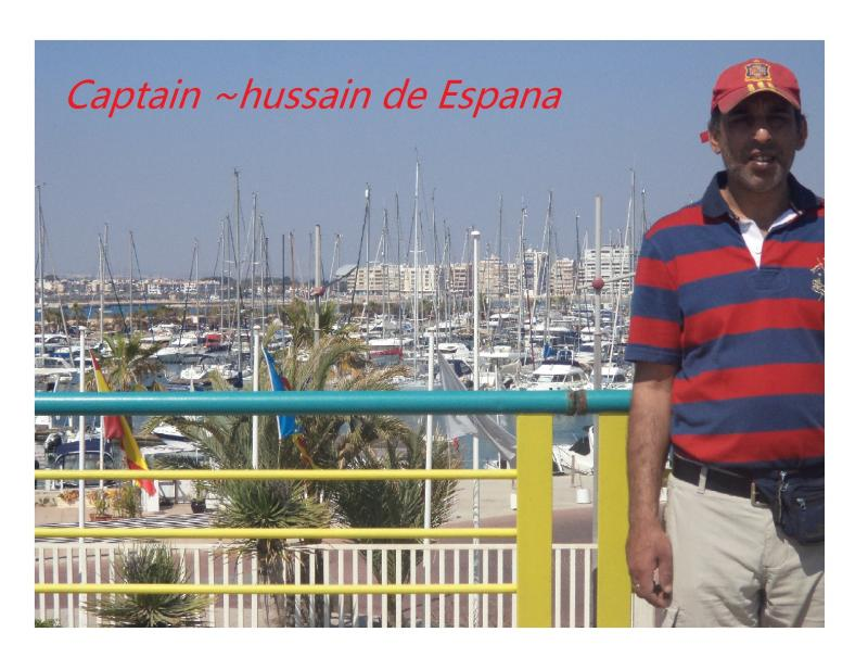 asif captain espana