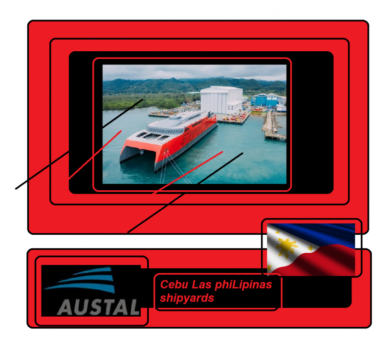 austal cebu Las phiLipinas shipyards