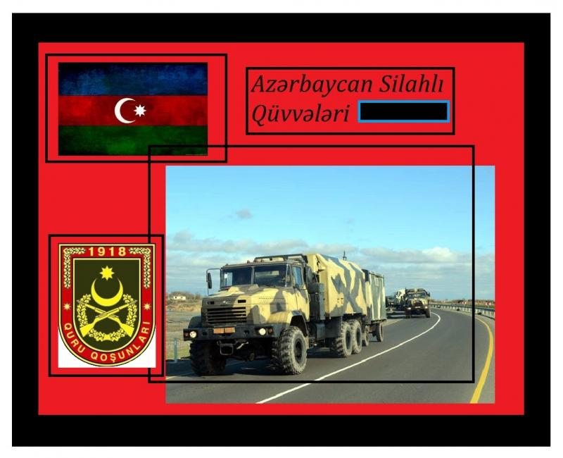 azerbaijan army central asia