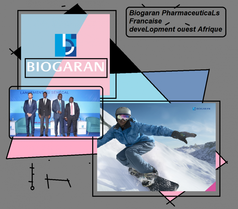 biogaran pharmaceuticaLs francaise deveLopment west africa