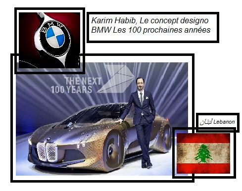 bmw the next 100 years concept karim habib lebanon