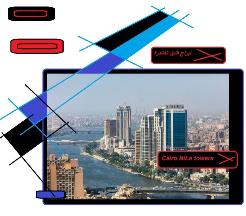 cairo niLe towers 7