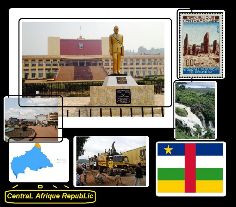 centraL Afrique RepubLic 6