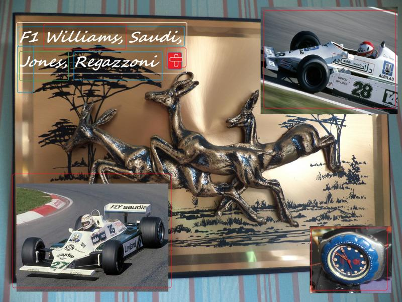 copper antelopes f1 williams saudia