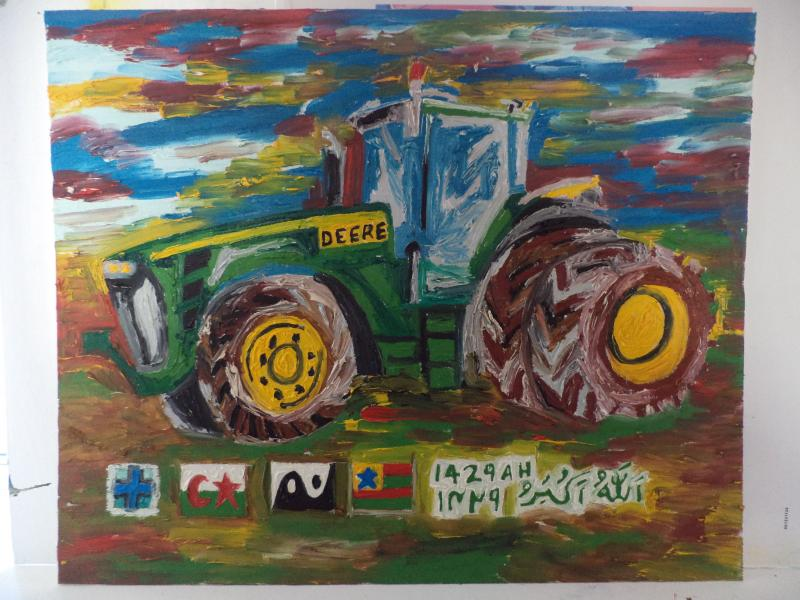 deere tractor star cross KOOOLcr