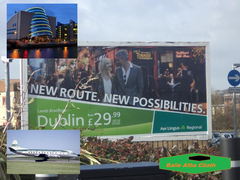 dublin advert