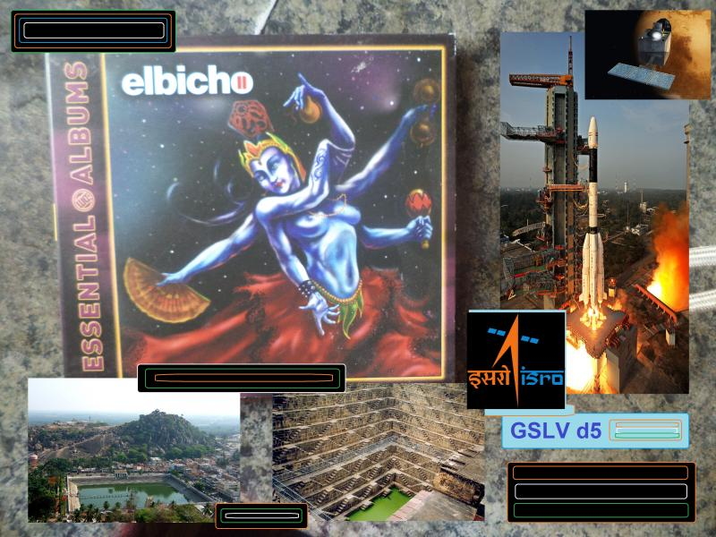 elbicho espana music india