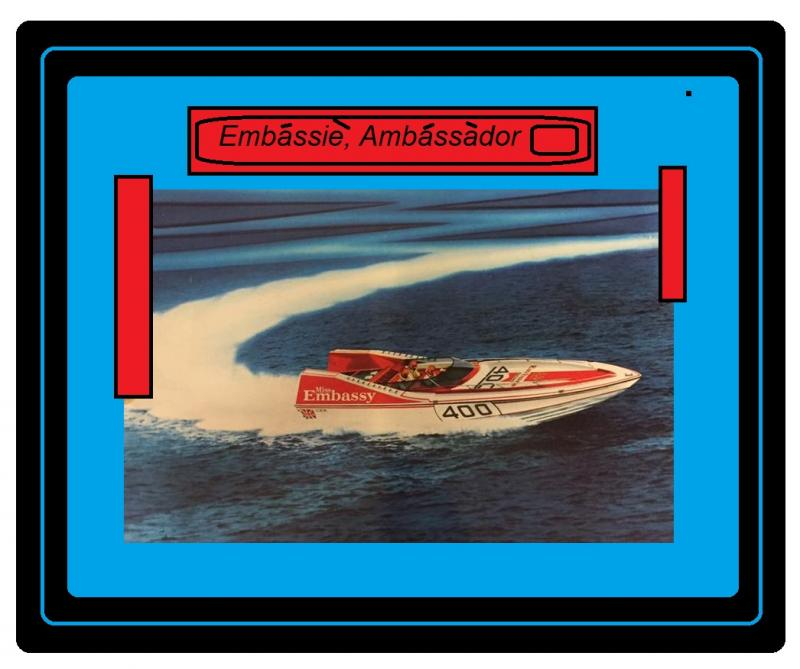 embassie powerboat