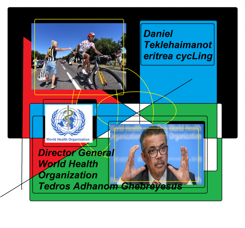 eritrea cycLing worLd heaLth organisation as weLL