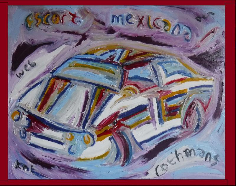 escort mexicana rothmans painting