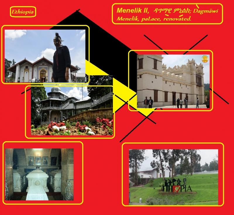 ethiopia palace renovated