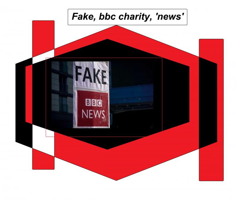 fake bbc charity news