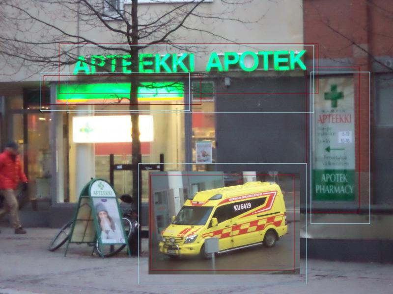 finland pharmacie ambulance