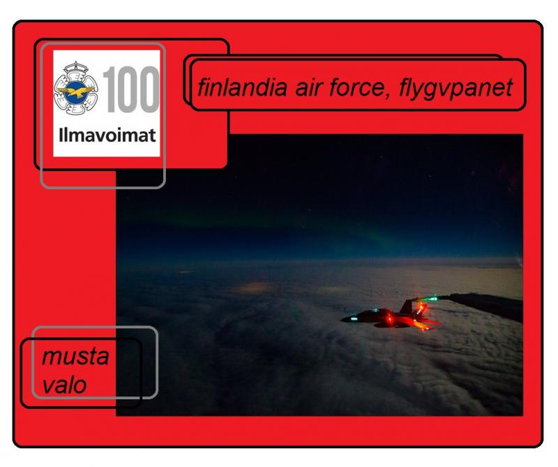 finlandia air force