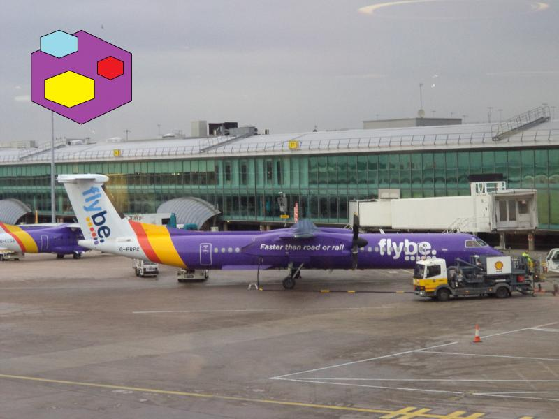 flybe 1 hexagon