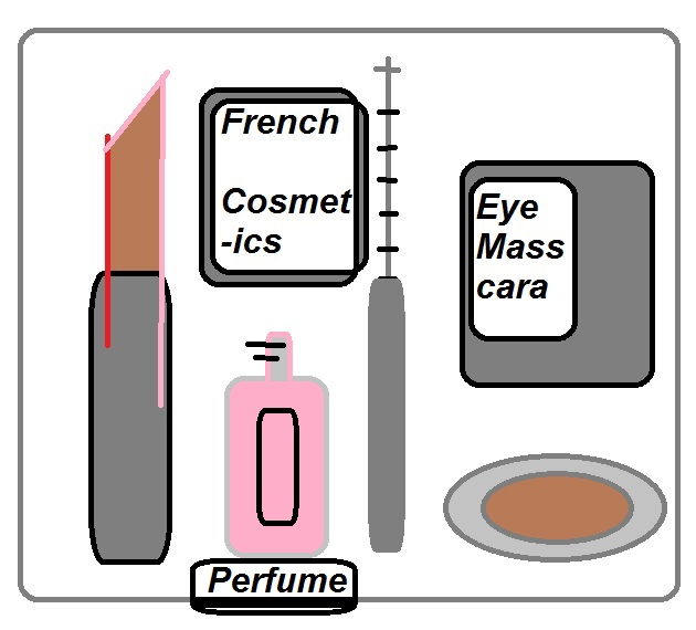 french cosmetics eye masscara perfume artificiaL InteLigence Idiots guide