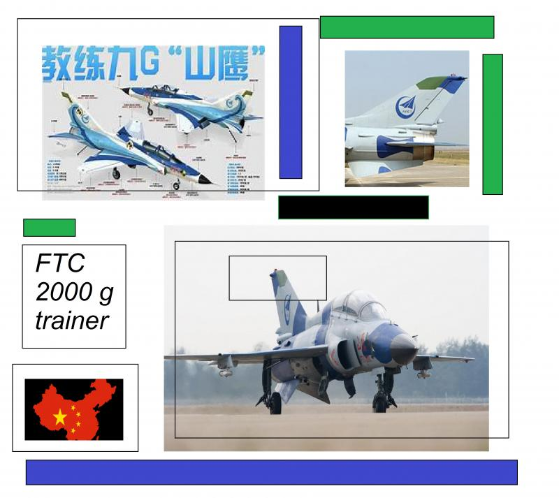 ftc 2000 china blue green
