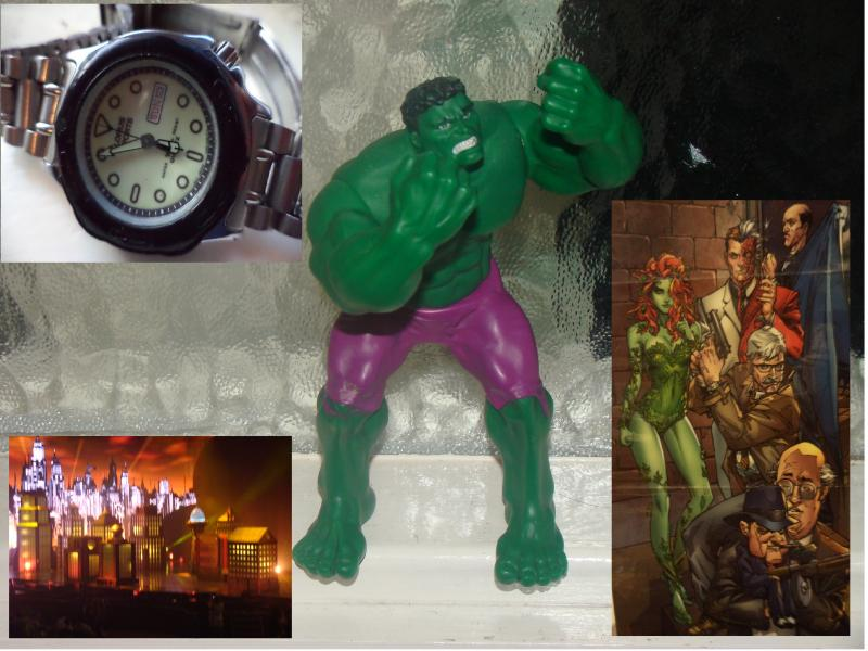 hulk plus seiko cropped poison gotham batman