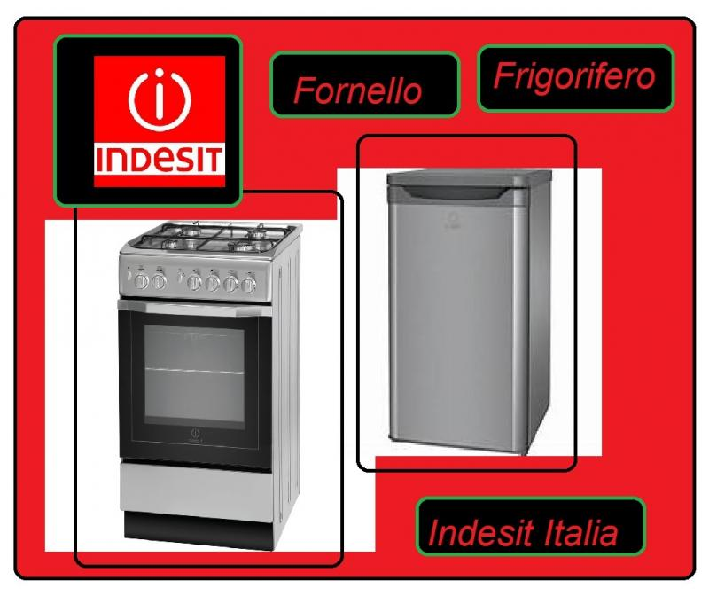 indesit fridge cooker