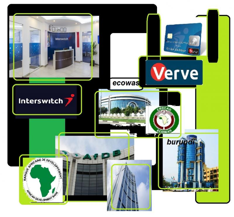 interswitch verve ecowas african development banque burundi