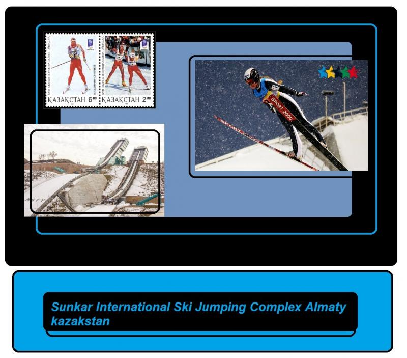kazakstan winter sports almaty ski complex