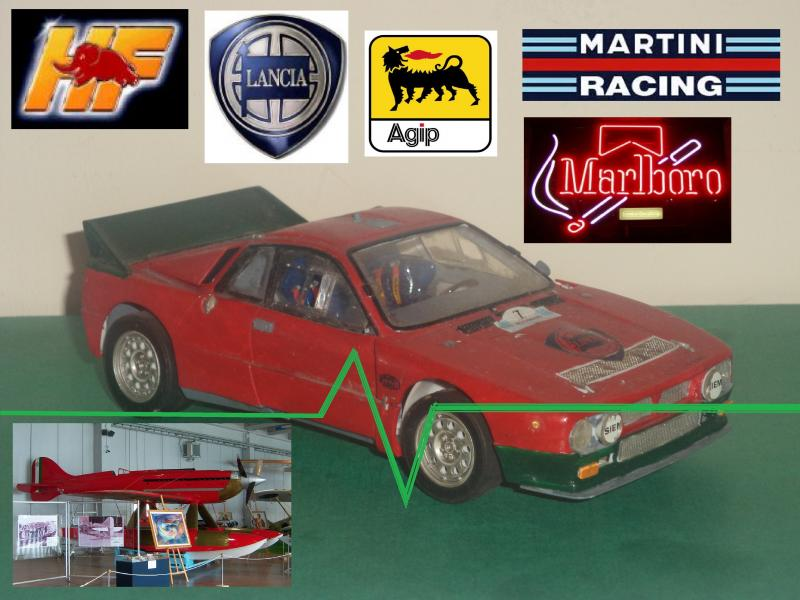 kcrally models lancia037 heartbeat macchi mc72
