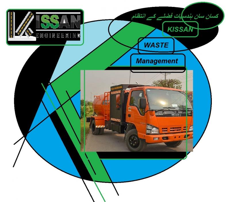 kissan engineering waste management