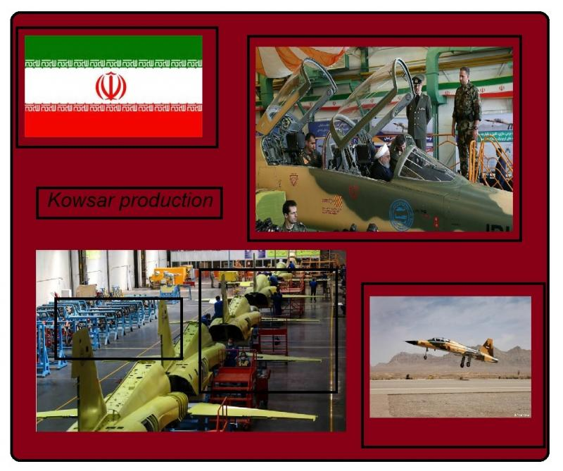 kowsar production iran