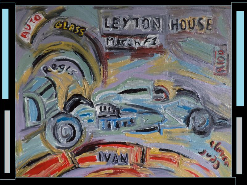 leyton house march f1