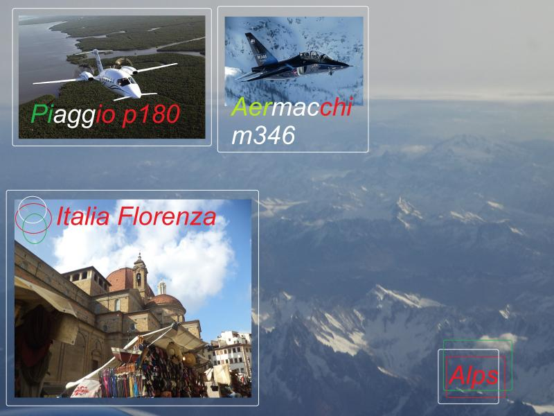 mountain air view straight piaggio p180 aermacchi m346