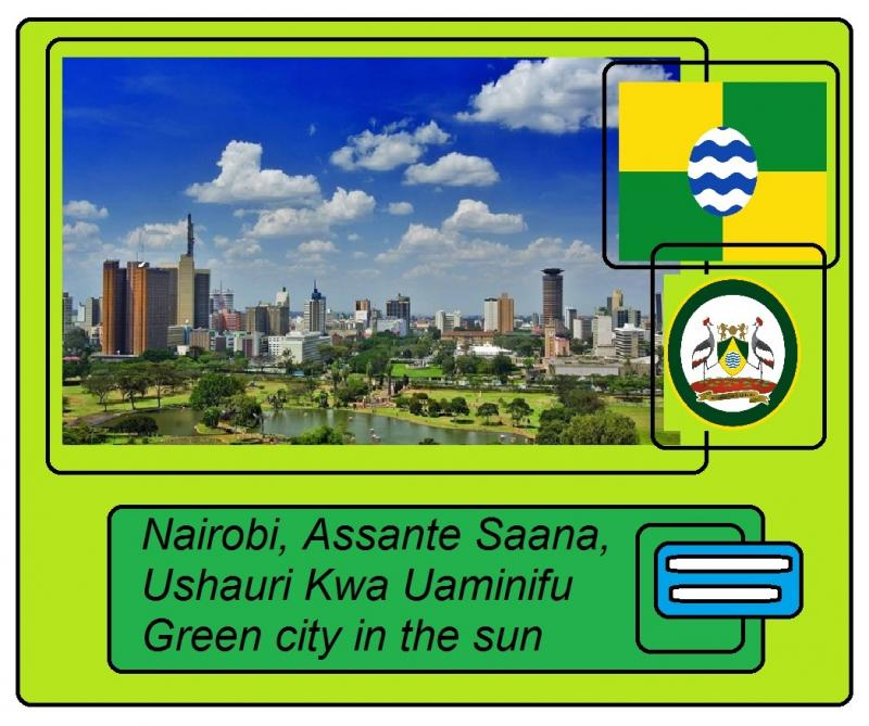 nairobi assante saana green city in the sun