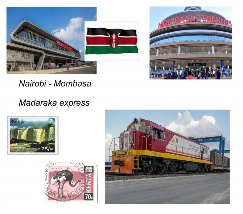 nairobi mombasa madaraka train express