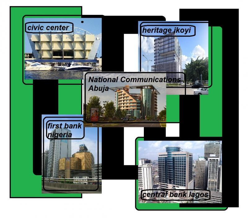 nigeria moderno buildings