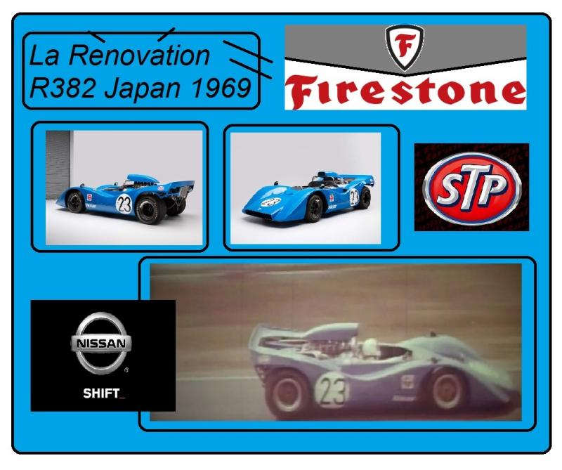 nissan r382 renovation